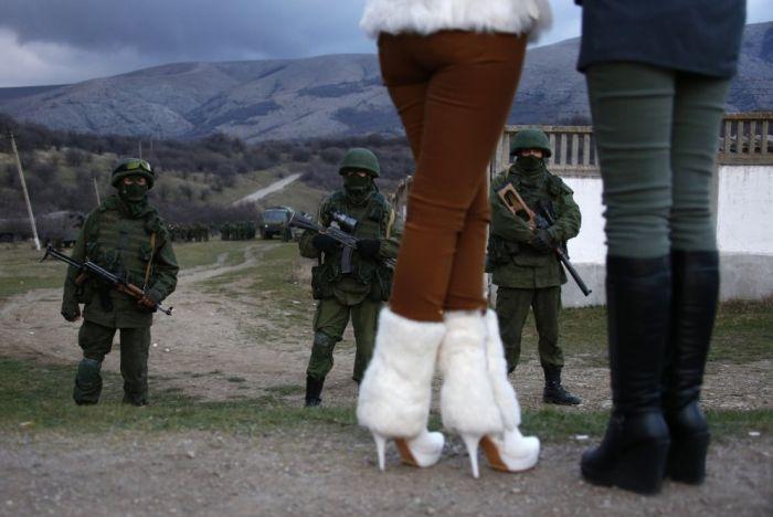 2014 год в Украине глазами агентства Reuters (46 фото)