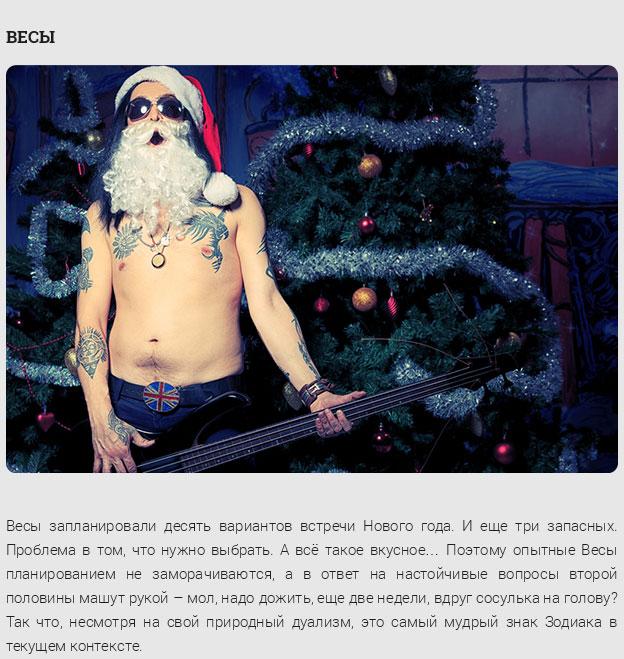 Подготовка к встрече Нового года по знакам Зодиака (12 фото)