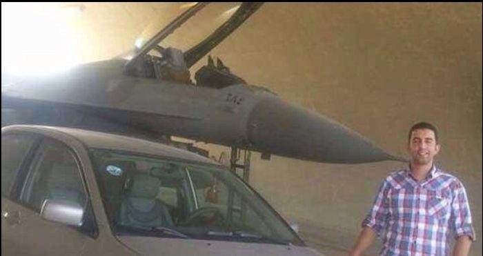 Террористы ИГИЛа сбили истребитель F-16 ВВС Иордании (9 фото)