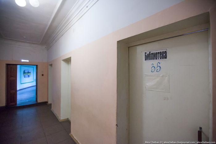 Настоящий советский санаторий в Магаданской области (45 фото)
