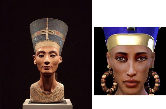 Успехи антропологов в области воссоздания внешности известных людей прошлого (11 фото)