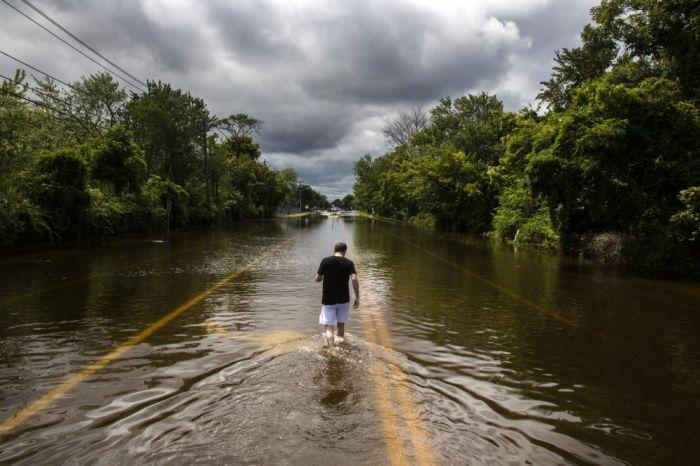 Фото природных бедствий 2014-го года от агентства Reuters (25 фото)