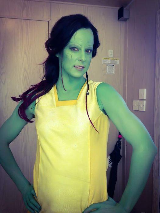 Хлоя Брюс - удивительное сочетание красоты и таланта (35 фото + видео)