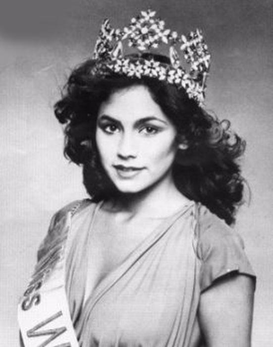 Победительницы конкурса «Мисс мира» XX века (52 фото)