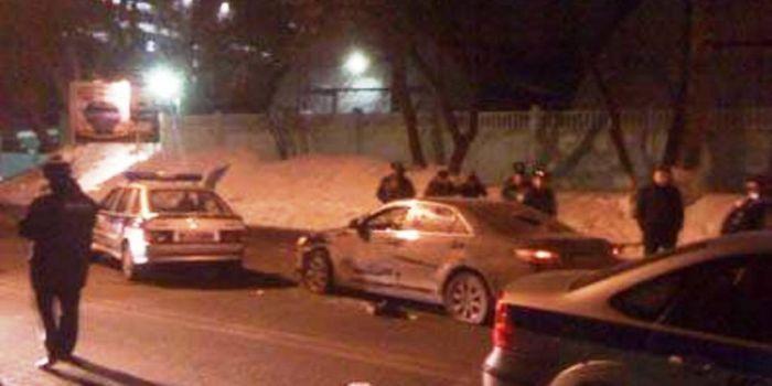 В Ульяновске сын замгубернатора устроил расправу над полицейским (2 фото)