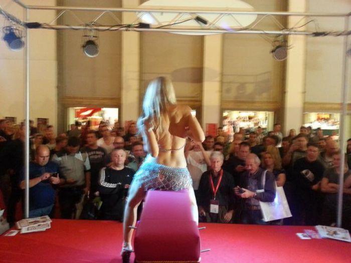 Джулия Пинк учительница и порнозвезда лишилась работы в школе. НЮ (16 фото)