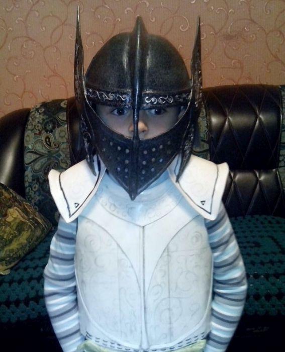 Маскарадный костюм для ребенка на утренник (56 фото)