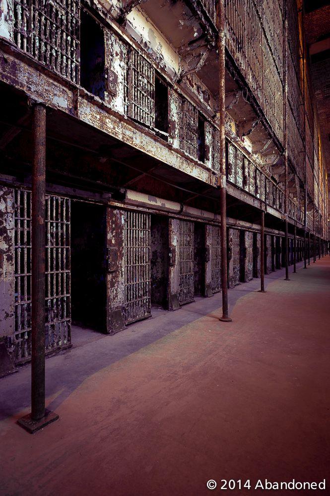 Мэнсфилдское исправительное учреждение или знаменитая тюрьма Шоушэнк (57 фото)