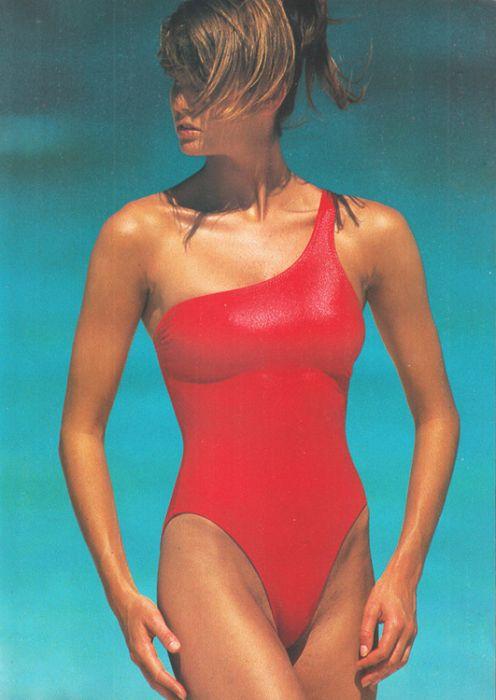 Идеалы красоты 30-летней давности (34 фото)