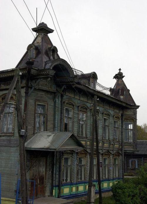 Необычный детский сад в поселке Красный Холм (8 фото)