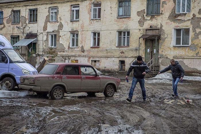 Если бы весь мир был Россией... Часть 2 (41 фото)