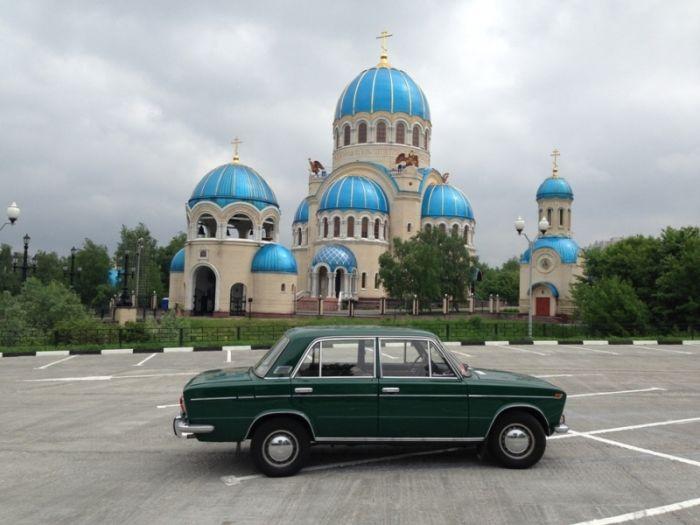 ВАЗ 2103 с коробкой «автомат» за 797 000 рублей (6 фото)