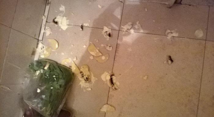 Что бывает, когда готовишь самостоятельно (5 фото)