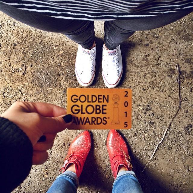 «Золотой глобус» 2015. Фото с места события (41 фото)