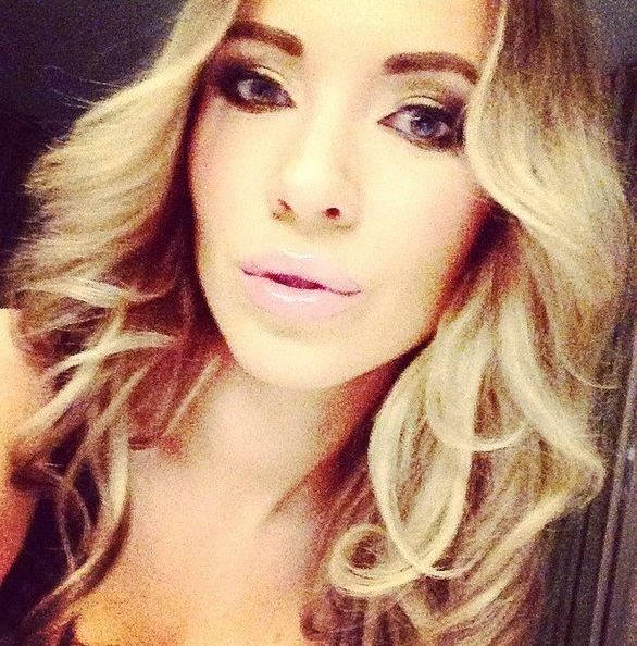 Лелде Лиепа и ее эффектный Instagram-аккаунт (40 фото)