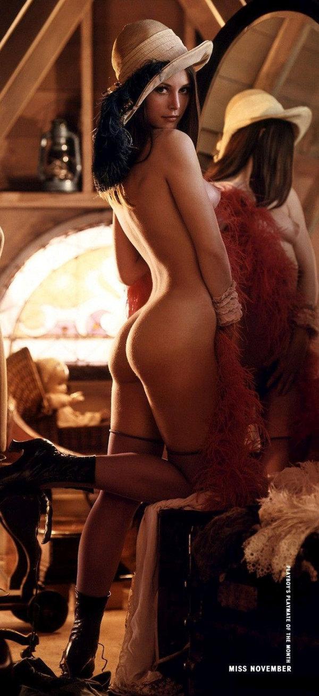 Как модель Playboy стала первой леди интернета. НЮ (2 фото)