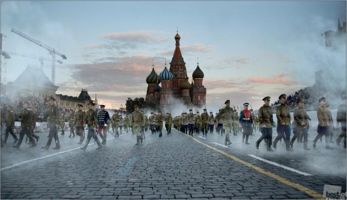 солдаты первой мировой фото российские