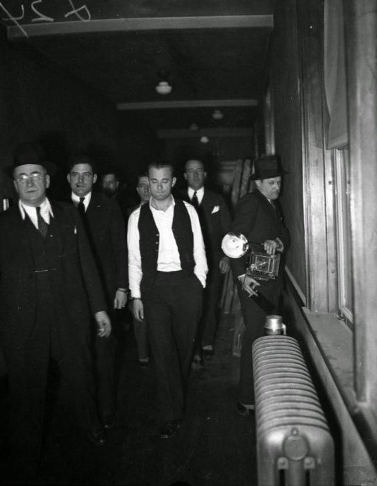 Криминальный мир Чикаго в первой половине ХХ века (32 фото)