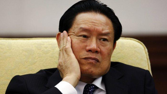 Как в Китае борются с коррупцией (4 фото + текст)