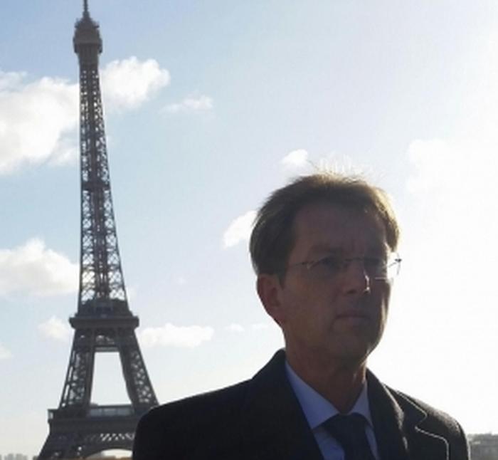 Кто побывал на «Марше единства» в Париже (20 фото)