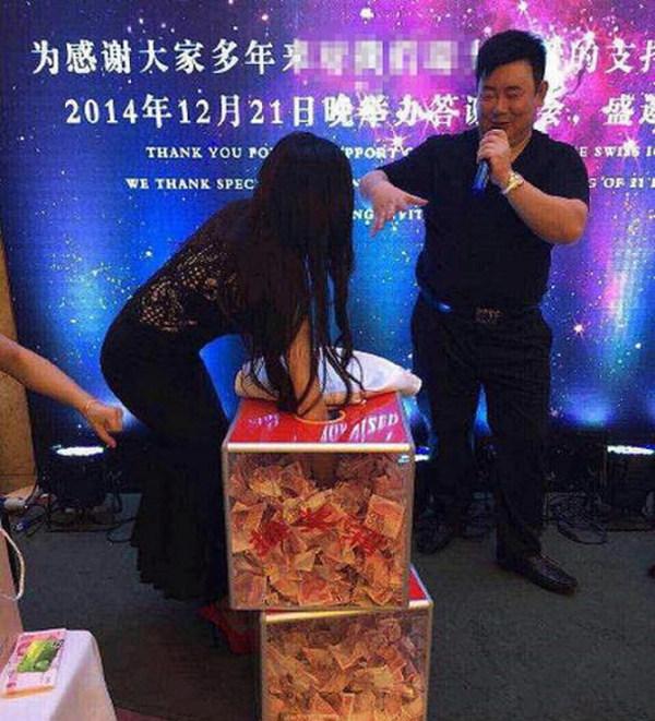 Беспроигрышный конкурс в частной китайской компании (4 фото)