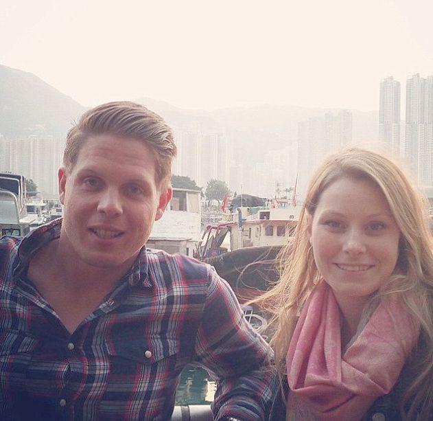 Канадец нашел в сети спутницу для кругосветного путешествия (7 фото)