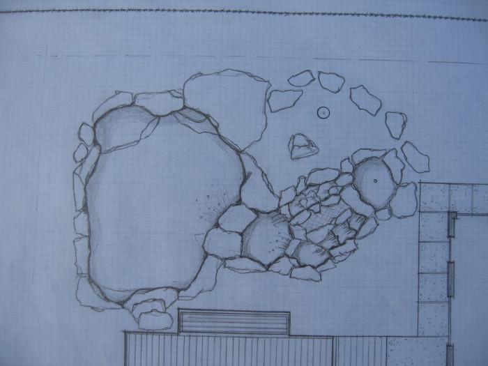 Как выстроить горный водоем во дворе собственного дома (30 фото)