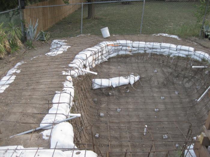 Как построить горный водоем во дворе собственного дома (30 фото)