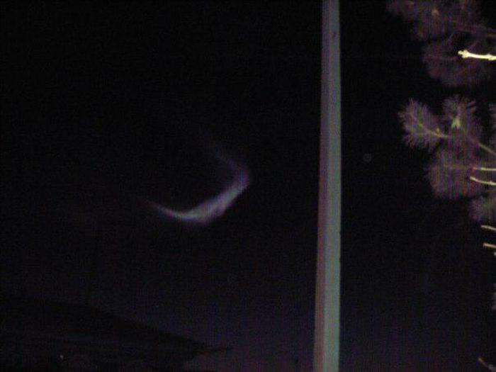Над Благовещенском пролетела вторая ступень американской ракеты Falcon 9 (9 фото + 2 видео)