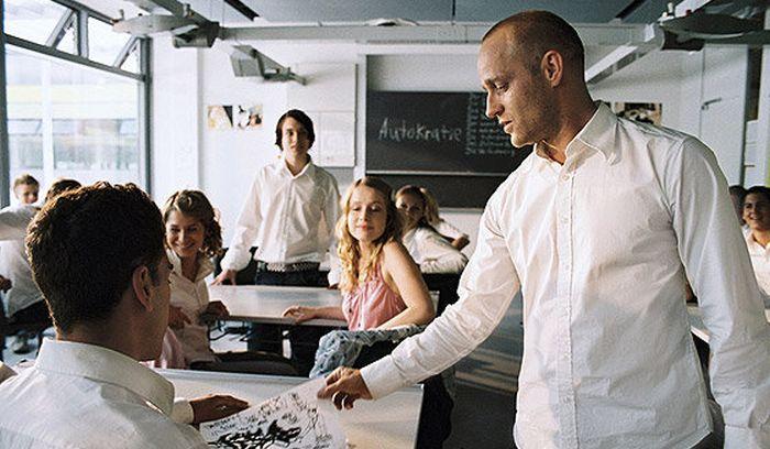 Американский учитель преподал ученикам прекрасный урок (11 фото)