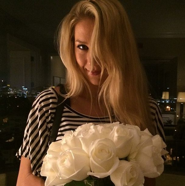 Анна Курникова и фото ее Instagram-аккаунта (33 фото)