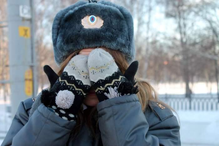 Девушки из полиции России (41 фото)
