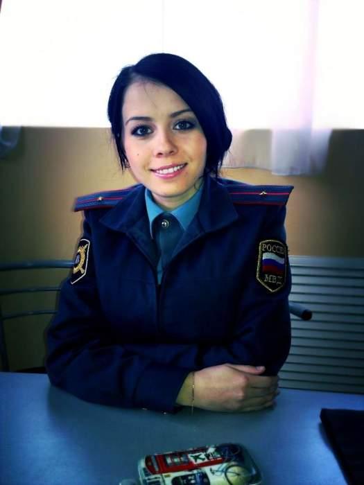 Фото девушек полицейских 50859 фотография