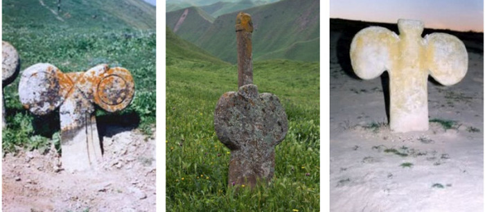 Необычное кладбище Халид Наби в Иране (9 фото)