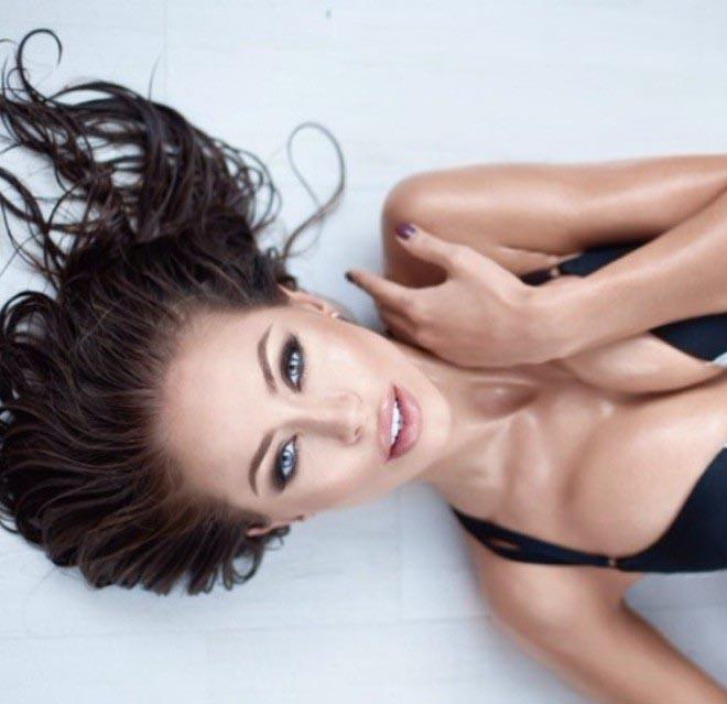 Галинка Миргаева, русская Анджелина Джоли, и ее восхитительные фото (26 фото)