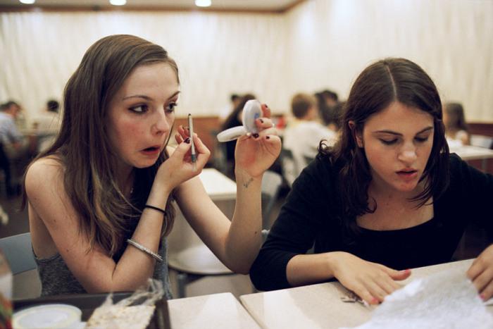 Взрослые развлечения американских выпускников школ (35 фото)