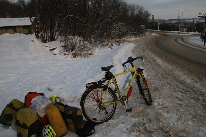 Россия глазами  корейской велосипедистки Юджин Джонг (45 фото)
