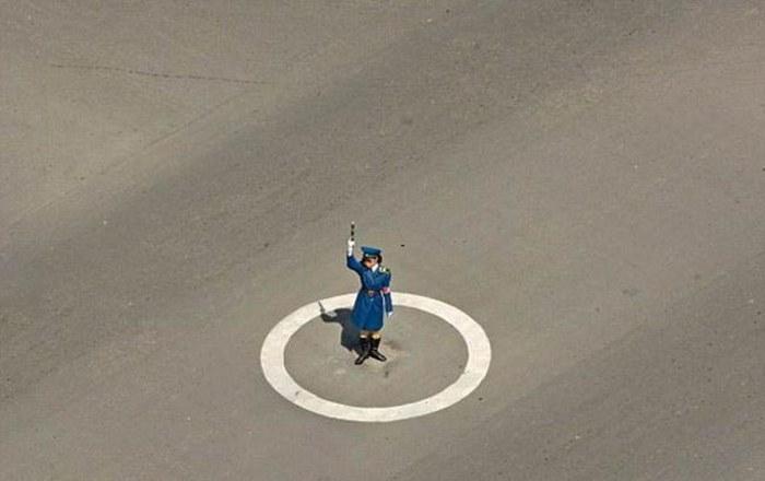 Контраст Северной и Южной Кореи на фото (22 фото)
