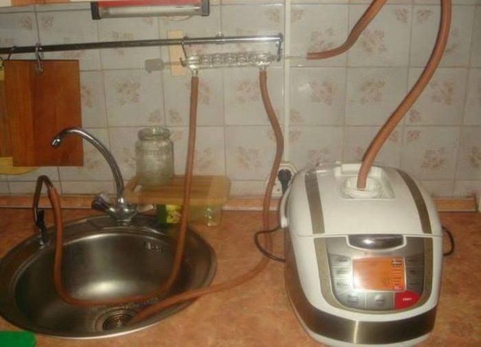 Как сварить самогон в мультиварке (3 фото)
