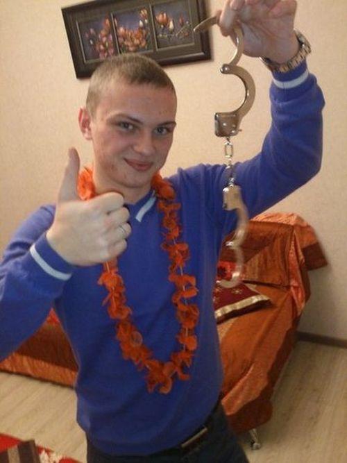 Необычный подросток из Иркутска (11 фото)