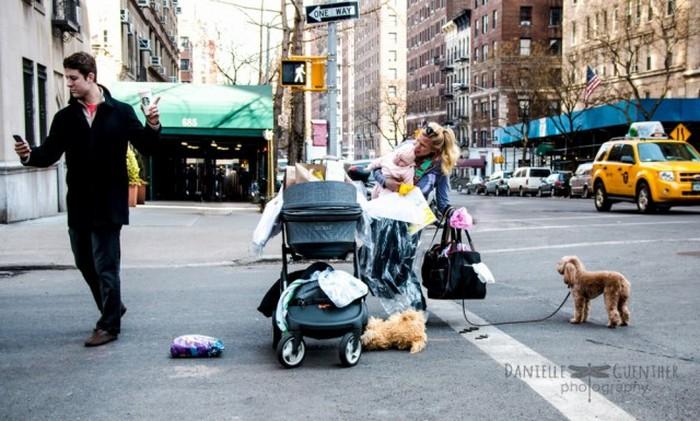 Повседневная жизнь родителей и их непоседливых детей (12 фото)