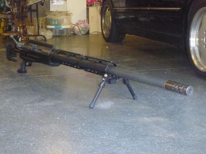14.9-mm SOP - самая опасная винтовка в мире (4 фото)