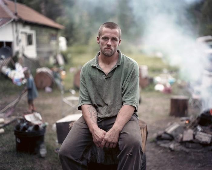 Жизнь городка Коппер-Сити в фотопроекте Брайана Шутмата (30 фото)