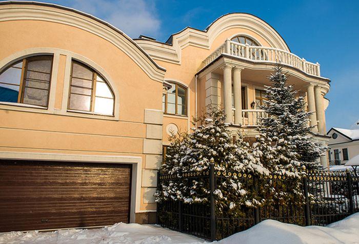 Волочкова приобрела дом в Подмосковье за 3 миллиона долларов (13 фото)