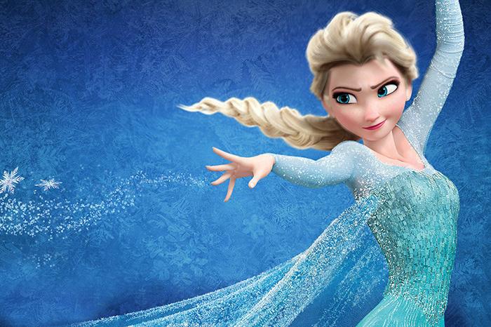 Что было бы, если героини мультфильмов имели настоящие волосы (16 фото)