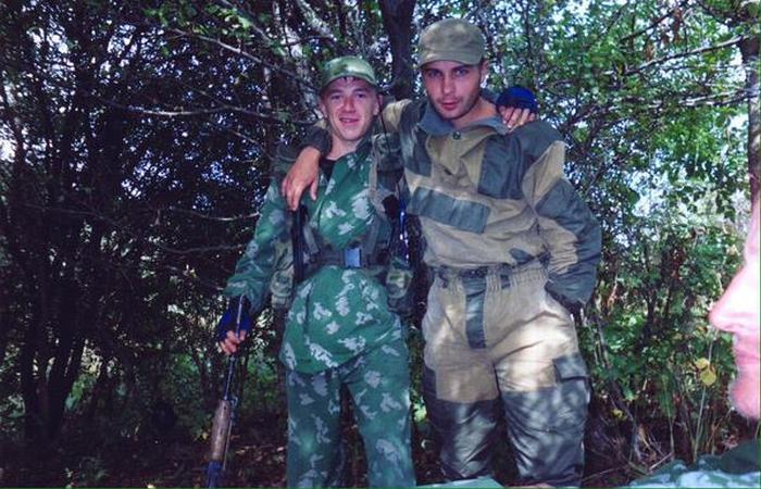 Фотографии с чеченских командировок Моторолы (21 фото)
