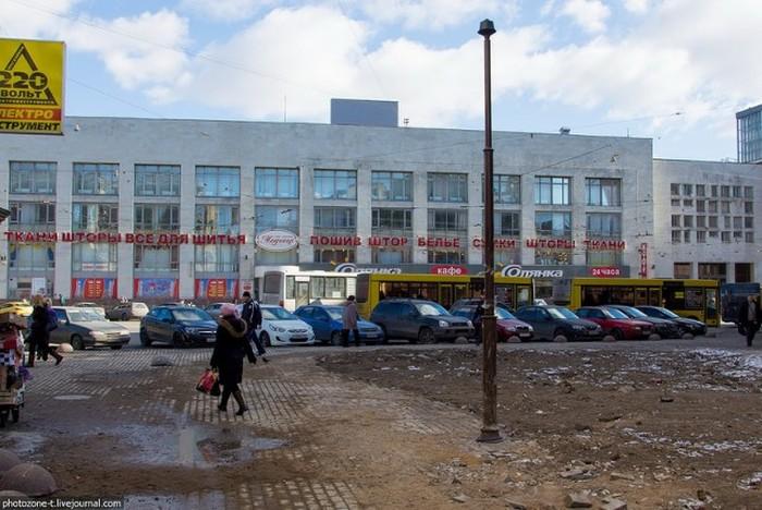 Сравнительная подборка фотографий Санкт-Петербурга (64 фото)