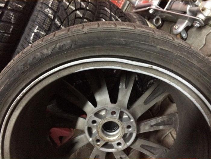 Как водитель материальный ущерб с дорожников взыскал (10 фото)