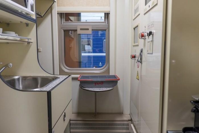 Новый двухэтажный поезд РЖД (28 фото)