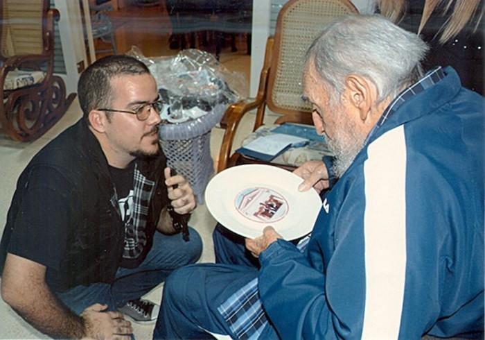 Свежие фото Фиделя Кастро (9 фото)